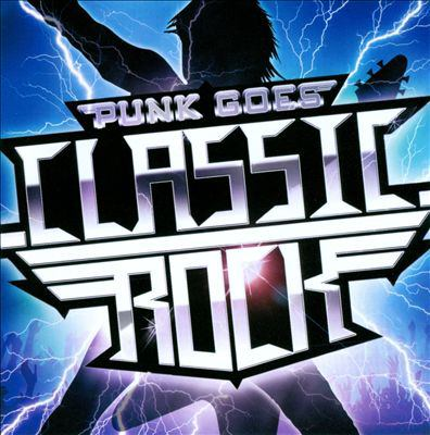 Cover image for Punk goes classic rock