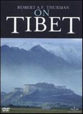 Cover image for Robert A.F. Thurman on Tibet
