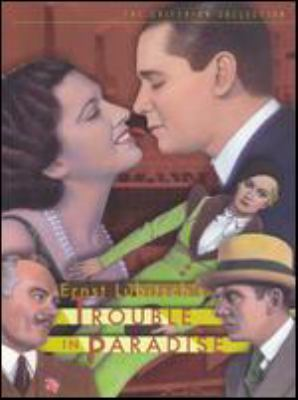Cover image for Trouble in paradise