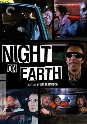 Cover image for Night on earth