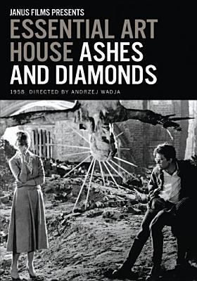 Cover image for Ashes and diamonds