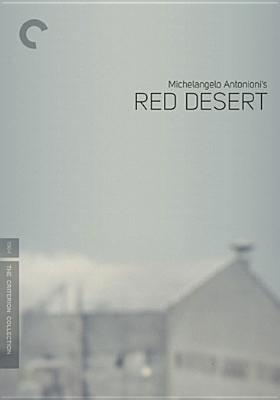 Cover image for Red Desert