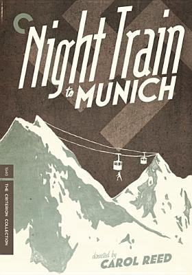 Cover image for Night train to Munich
