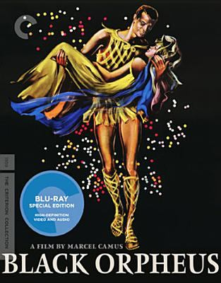 Cover image for Black Orpheus