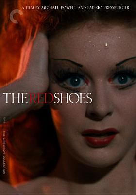 Cover image for The red shoes
