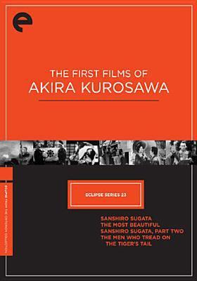 Cover image for Sanshiro Sugata sen-kyūhyaku-yonjūsannen sangatsu sakuhin