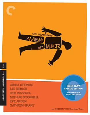 Cover image for Anatomy of a murder