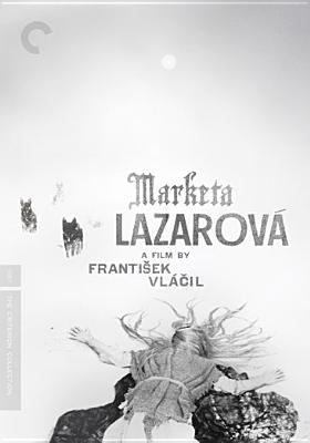 Cover image for Marketa Lazarová