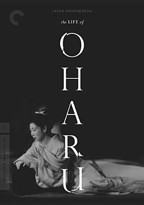 Cover image for The life of Oharu