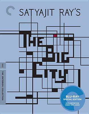 Cover image for The big city Mahanagar