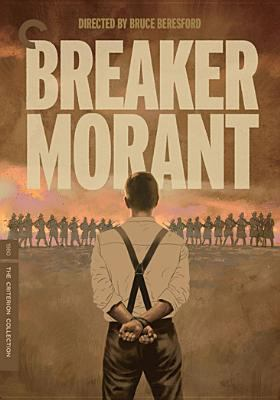 Cover image for Breaker Morant