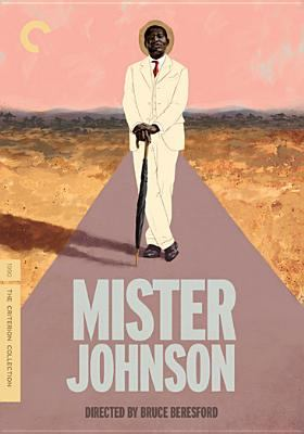 Cover image for Mister Johnson
