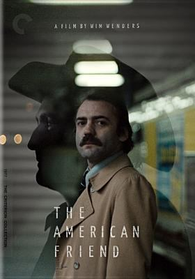 Cover image for The American friend