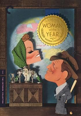 Cover image for Woman of the year
