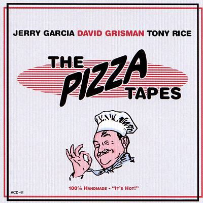 Cover image for The pizza tapes