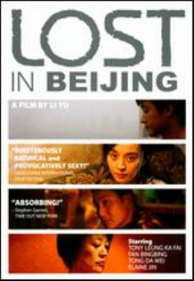 Cover image for Lost in Beijing