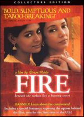 Cover image for Fire
