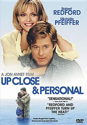 Cover image for Up close & personal