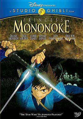 Cover image for Princess Mononoke