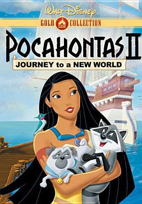 Cover image for Pocahontas II : journey to a new world
