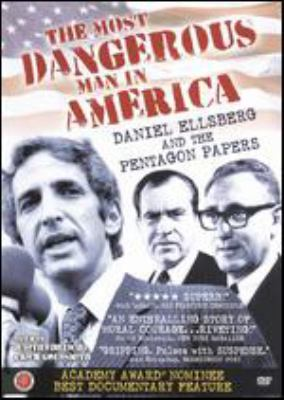 Cover image for The most dangerous man in America Daniel Ellsberg and the Pentagon papers