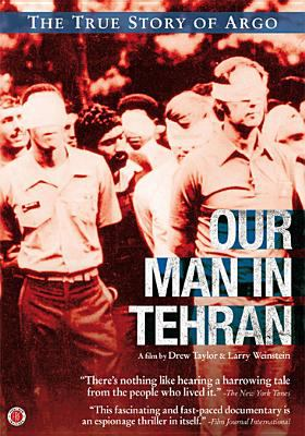 Cover image for Our man in Tehran