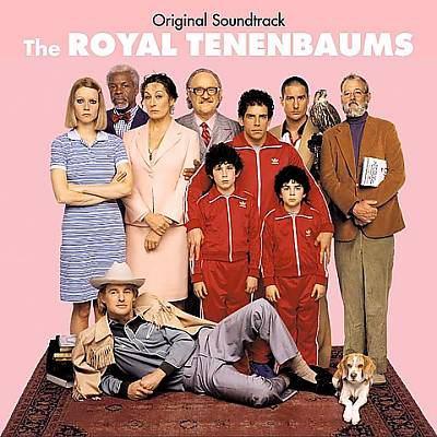 Cover image for The Royal Tenenbaums original soundtrack.
