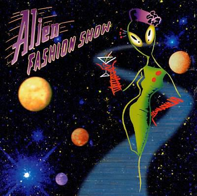 Cover image for Alien Fashion Show