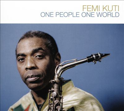 Cover image for One people one world