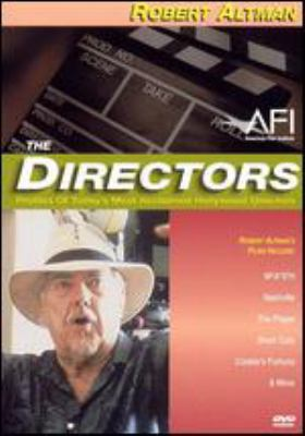 Cover image for The films of Robert Altman