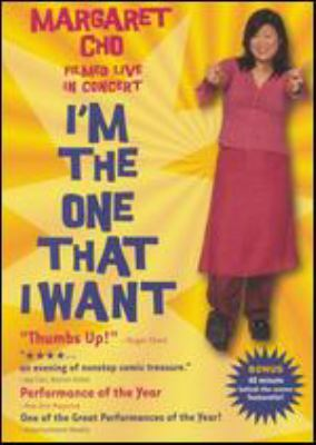 Cover image for I'm the one that I want