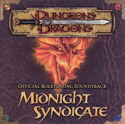 Cover image for Dungeons & dragons : official roleplaying soundtrack