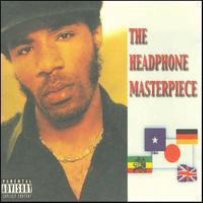 Cover image for The headphone masterpiece