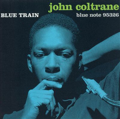 Cover image for Blue train