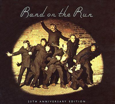 Cover image for Band on the run