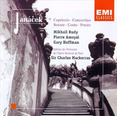 Cover image for Conte ; Presto ; Sonate ; Capriccio ; Concertino