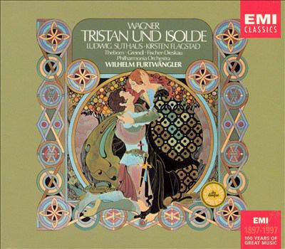 Cover image for Tristan und Isolde
