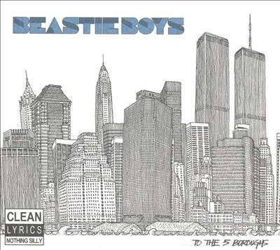 Cover image for To the 5 boroughs