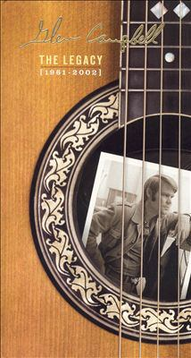 Cover image for The legacy, 1961-2002