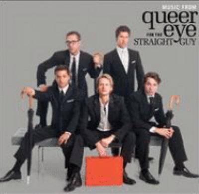 Cover image for Queer eye for the straight guy soundtrack.
