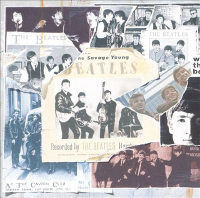 Cover image for Beatles anthology