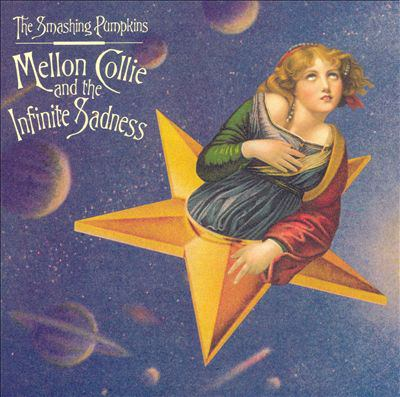 Cover image for Mellon Collie and the infinite sadness