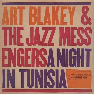 Cover image for A night in Tunisia