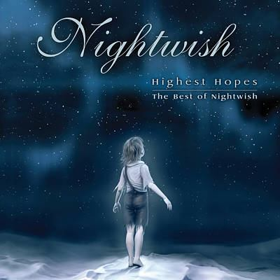 Cover image for Highest hopes the best of Nightwish