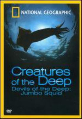 Cover image for Devils of the deep jumbo squid