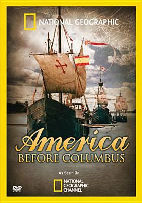 Cover image for America before Columbus