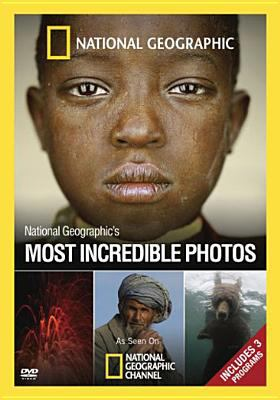 Cover image for National Geographic's most incredible photos