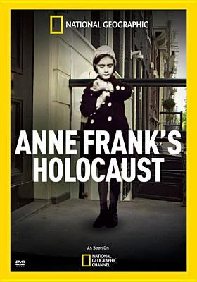 Cover image for Anne Frank's holocaust