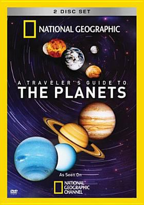 Cover image for A traveler's guide to the planets