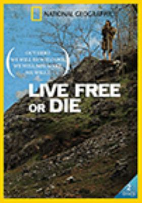 Cover image for Live free or die
